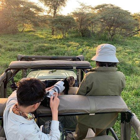 Alex Walker's Serian - Serengeti