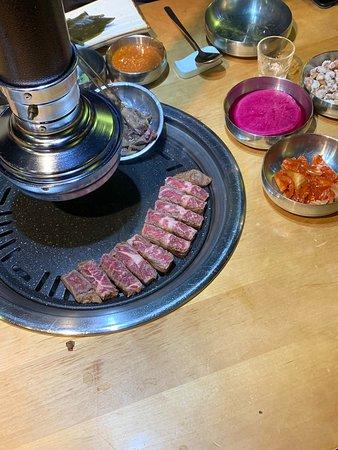 Roudian Shitang Korean Dining: 肉典食堂韩国烤肉