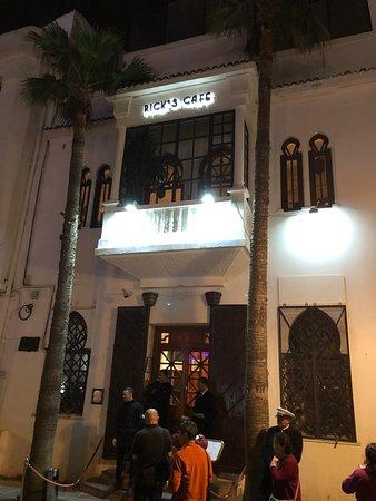 Rick\'s Cafe, Casablanca - Restaurant Bewertungen, Telefonnummer ...