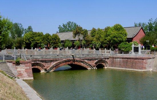 河南省临颍县: 小商桥石桥