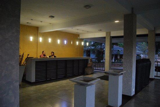 Sorowwa Resort & Spa: 前台