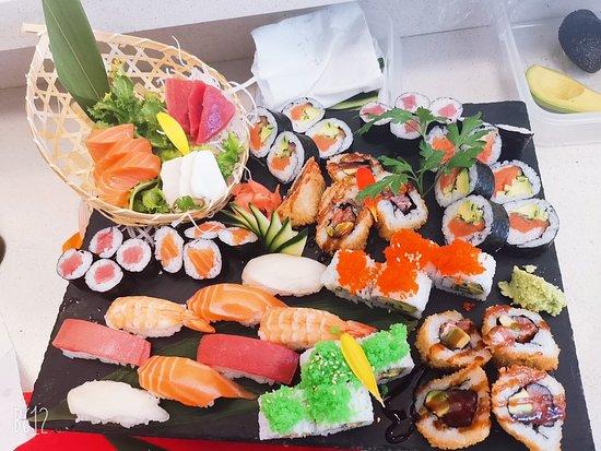 GINZA Restaurante Japones: Wasabi