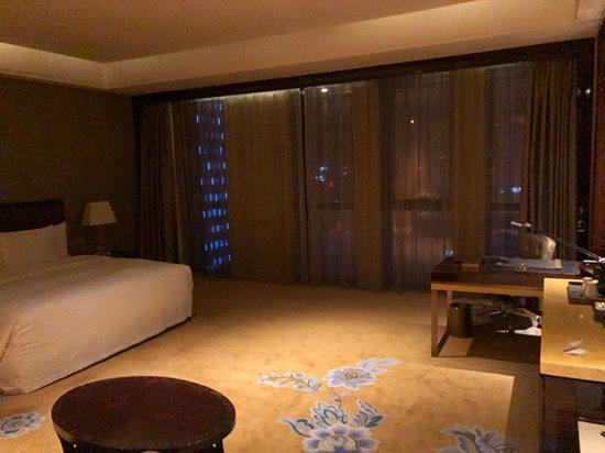 旅游,亲子游的不错选择,太原富力万达文华酒店