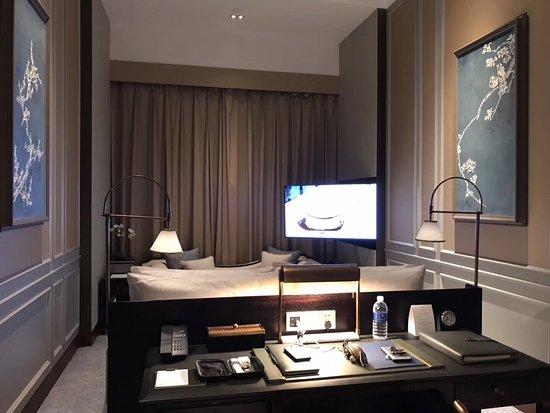 上海建業里嘉佩樂酒店  酒店設施及環境