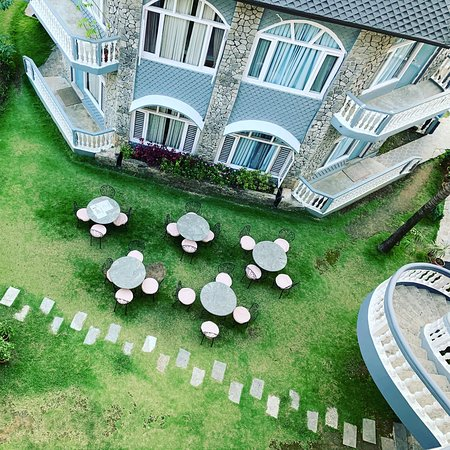 Hotel The Kantipur: 酒店环境非常美 晚上睡觉也没有杂音 很安静;五星推荐这家;下次去徒步还住这里!