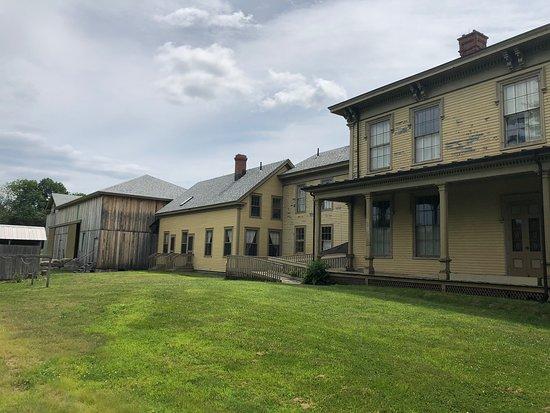 Livermore Falls, เมน: Norlands Living History Center