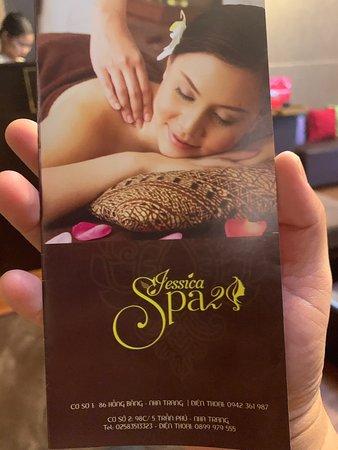 jessica spa 芽庄最值得来的spa店