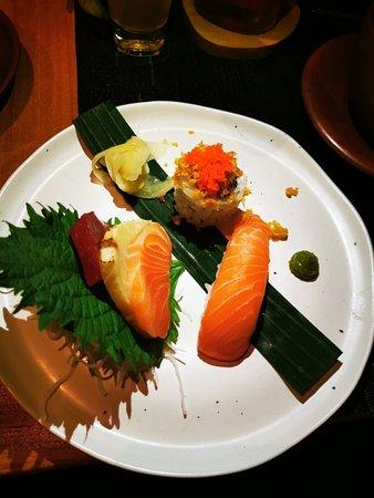 超级正宗的日本料理