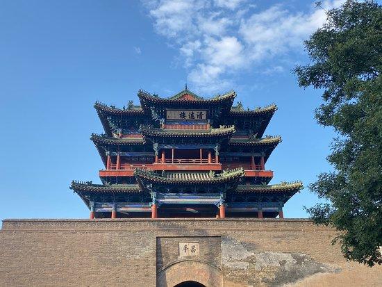 Xuanhua County, จีน: 镇朔楼