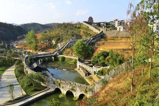 Fuquan, China: 李代宏/摄
