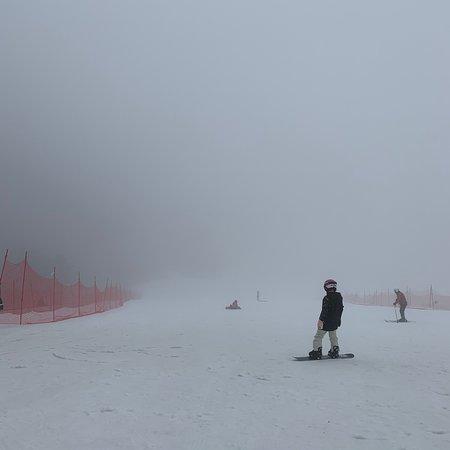 湖北省神农架林区: 下雪和不下雪❄️完全是两个地方