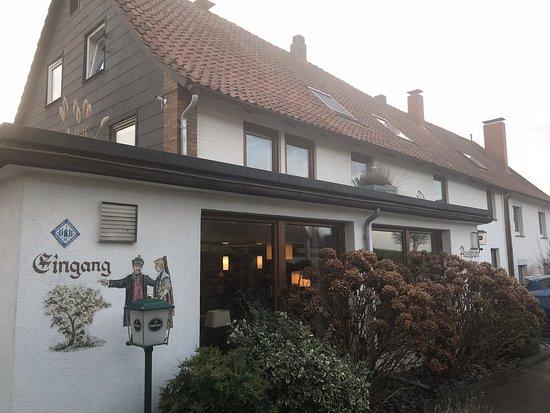 Alfeld (Leine), Duitsland: Beatiful hotel with very nice Restaurant!