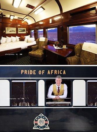 非洲之傲的客舱,床是24小时平铺的