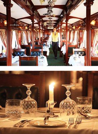 非洲之傲的餐厅,维多利亚风格