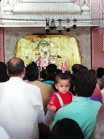 世遗巡礼之斋普尔Govind Devji Temple