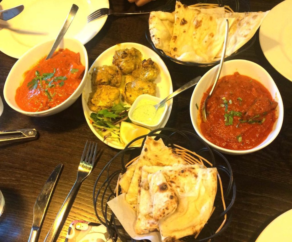Namaste indian restaurant and bar auckland central for Ajadz indian cuisine auckland