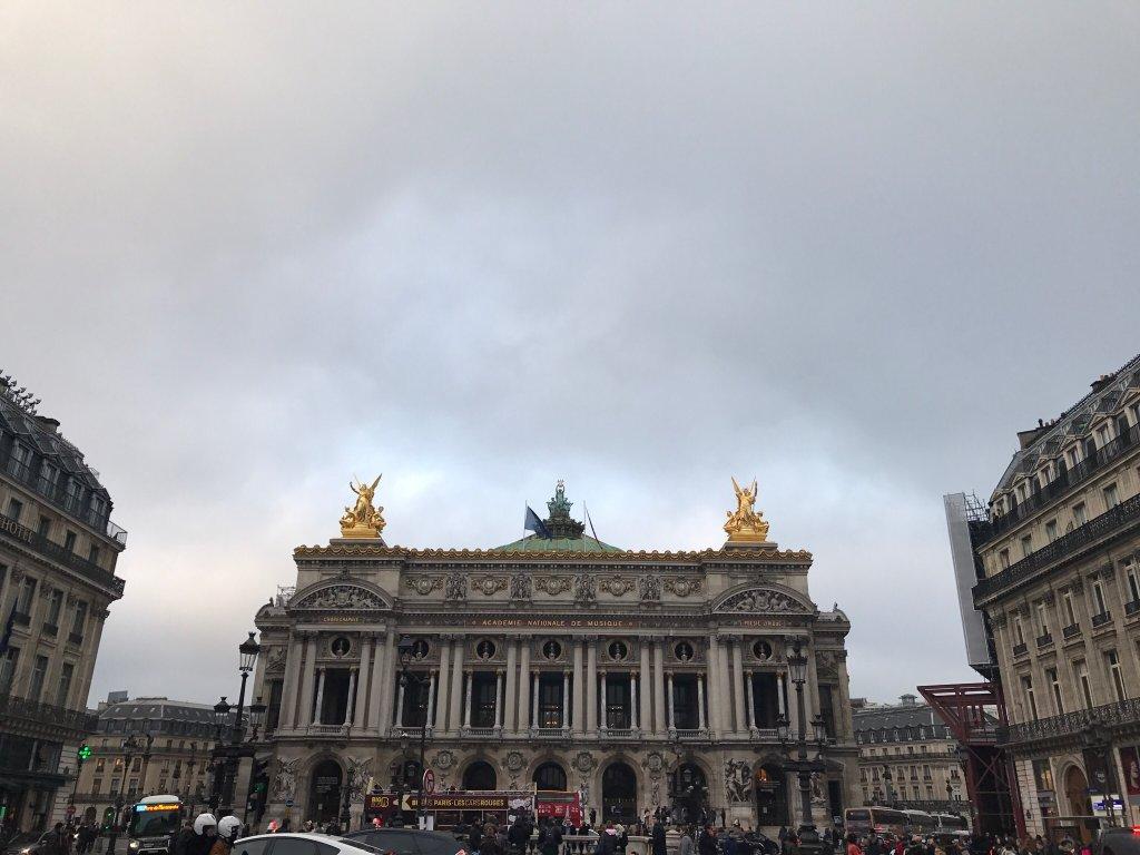 Starbucks parigi 4 rue de seze op ra bourse for Miglior ristorante di parigi