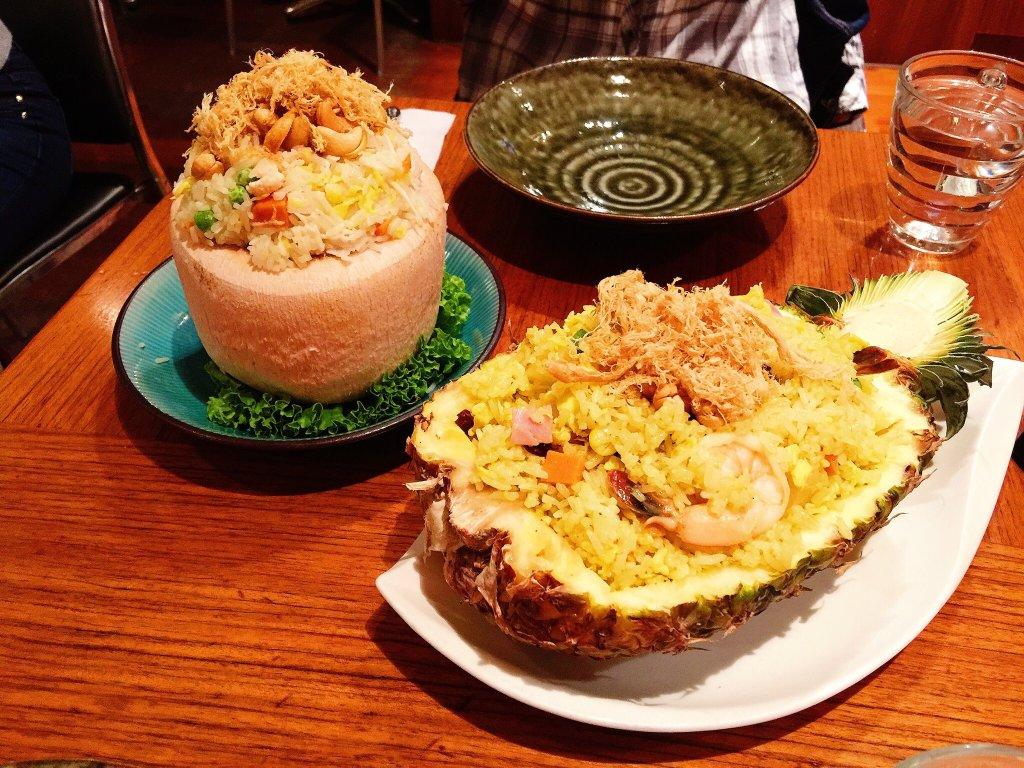 Thai Restaurant Bloor And Spadina