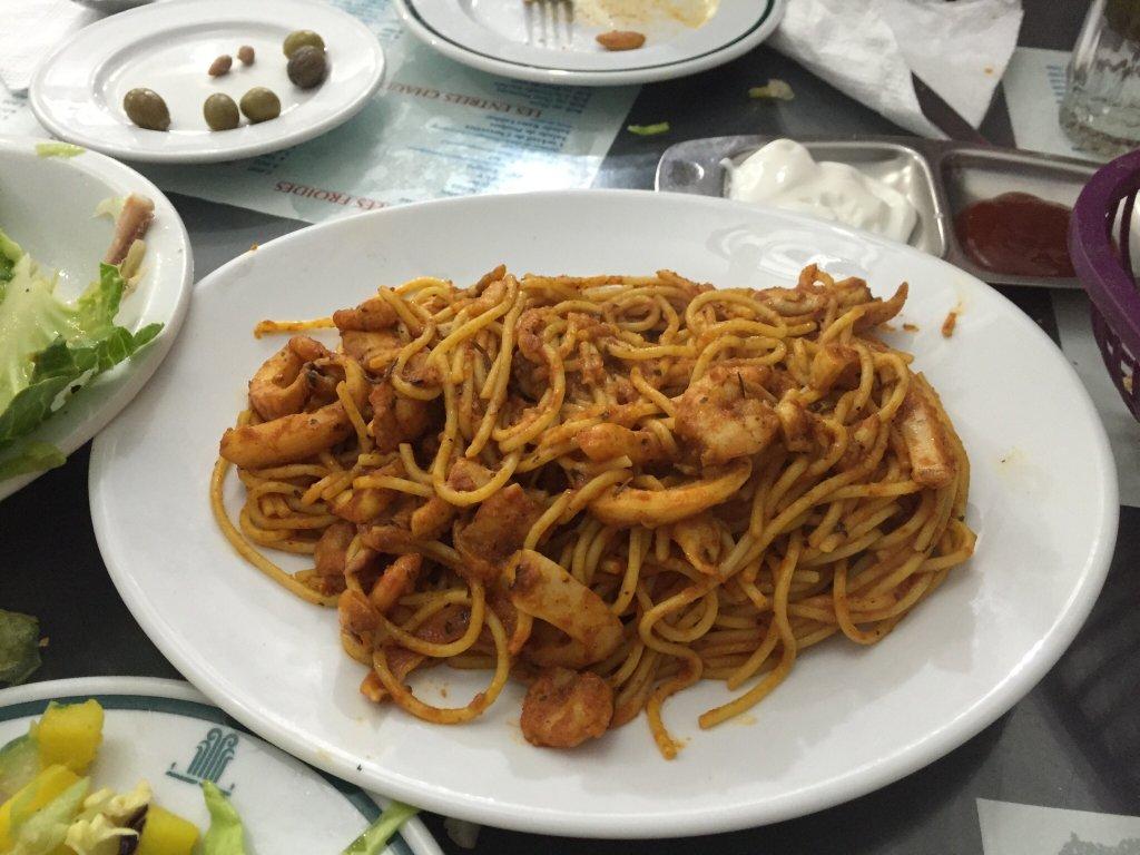Rais labhar sidi bou said restaurant reviews phone for Sidi bou said restaurant