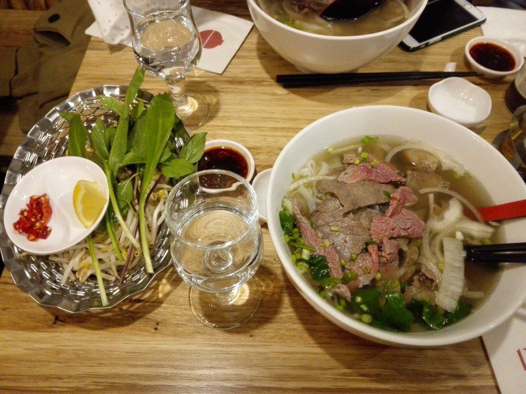 Moi Pho Vietnam Kitchen, Paris - Opera / Bourse - Restaurant Reviews ...