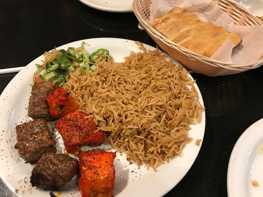 De afghanan restaurant fremont menu prices for Afghan kebob cuisine menu