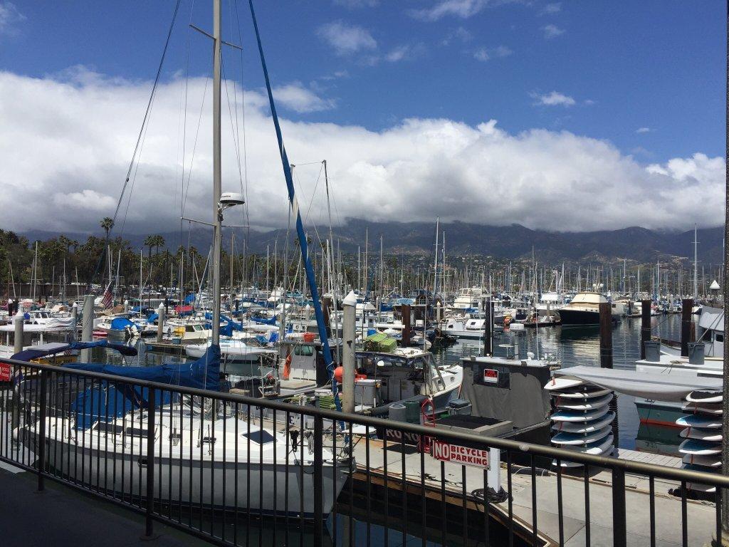 The Harbor Restaurant Santa Barbara Ca