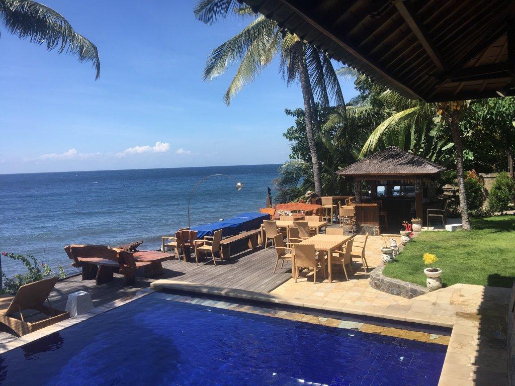 Villa Alba Dive Resort Tulamben Bali