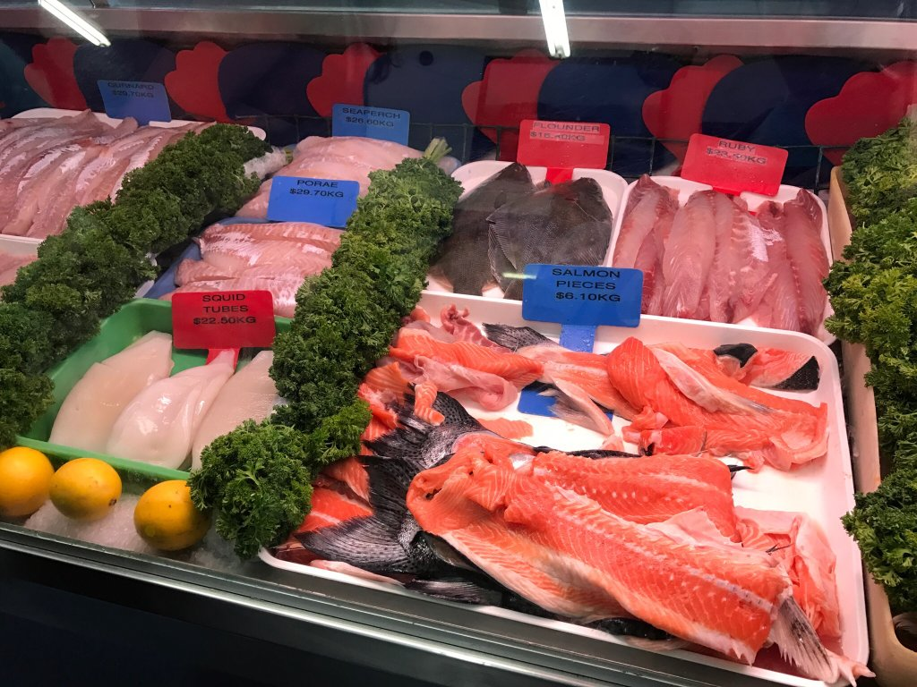 Food Market Tauranga
