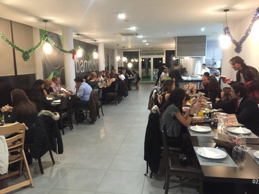Chinese Buffet Restaurant In Benidorm