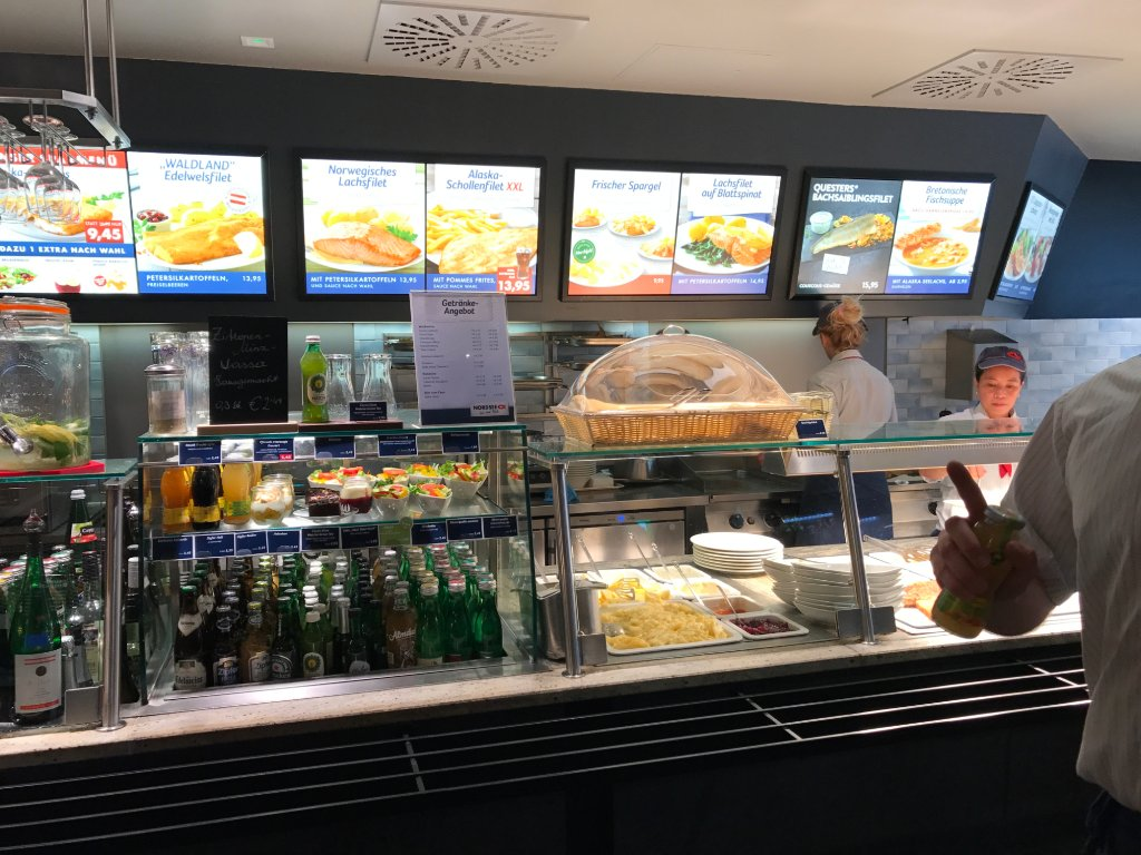 Seafood Restaurants Saltzburg