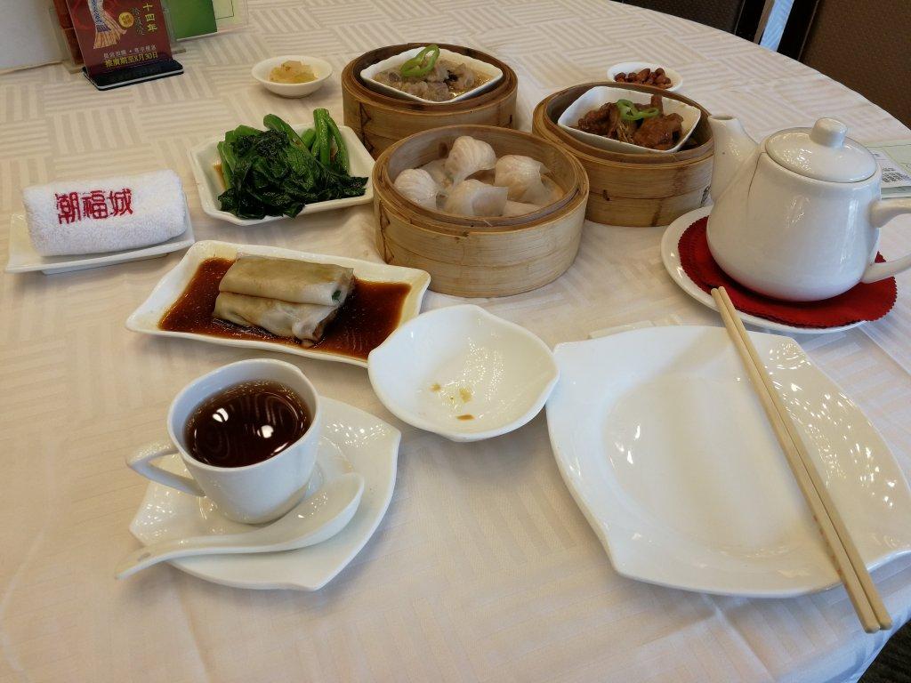 Xin Fu Chinese Food