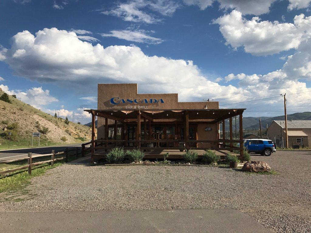Cascada Bar Grill