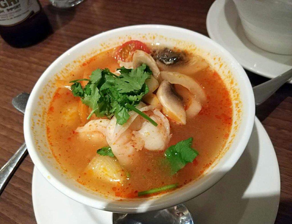 Thai Restaurant Academy Street Inverness