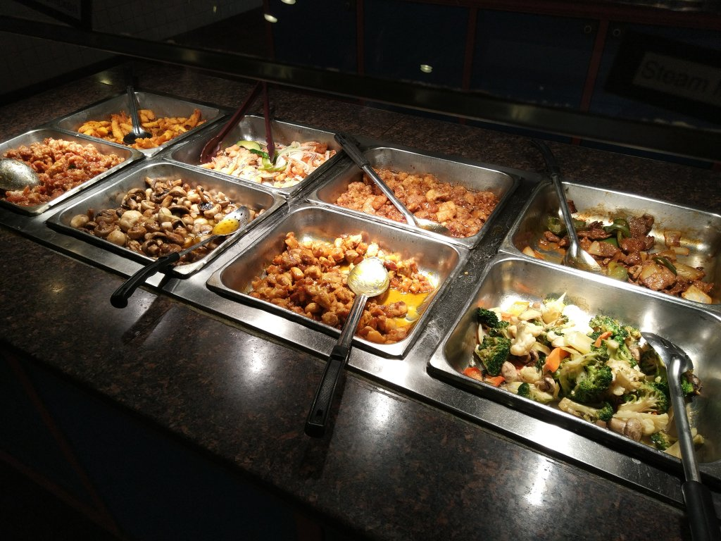 Asian Buffet Rexdale Price