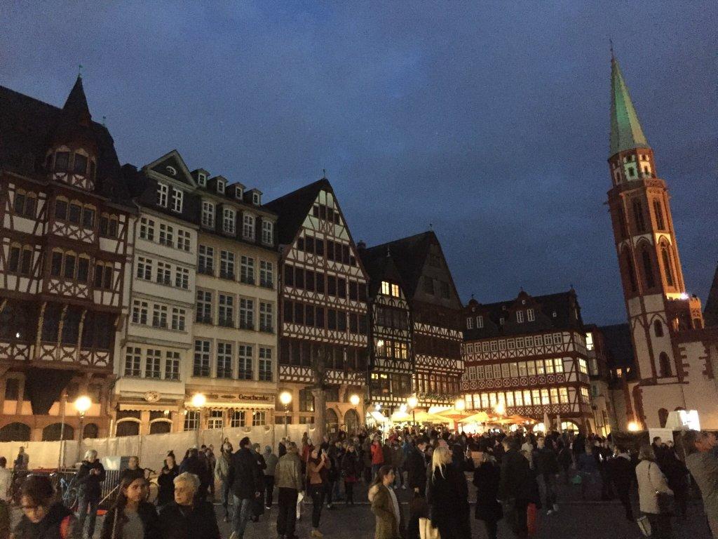 Hotels Near Romerberg Square Frankfurt
