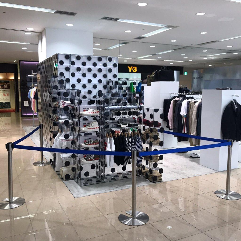 メンズ礼服のおすすめブランド1:洋服の青山