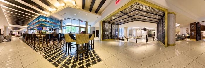 Panorama at the Loews Miami Beach Hotel