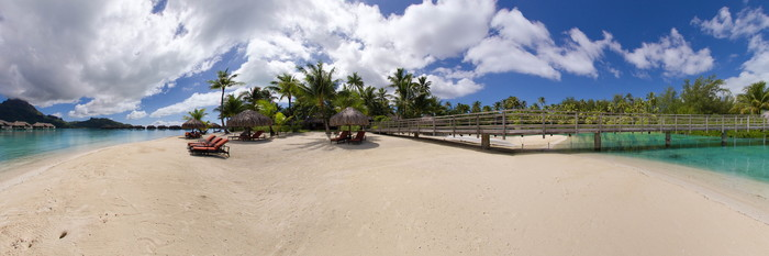 Panorama at the InterContinental Bora Bora Resort & Thalasso Spa