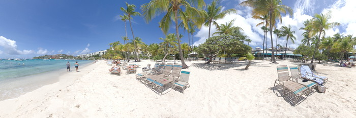 Panorama at the Elysian Beach Resort