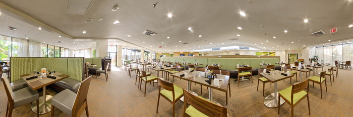 Panorama at the Holiday Inn Miami West - Hialeah Gardens