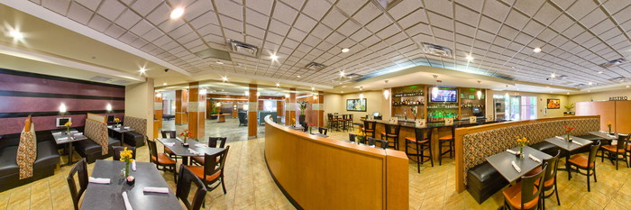 Panorama at the Holiday Inn Hotel & Suites, Williamsburg-Historic Gateway
