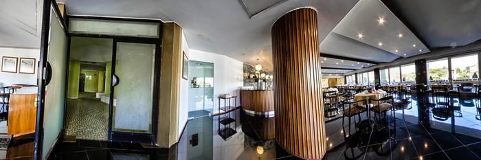 Panorama at the Hotel Florida