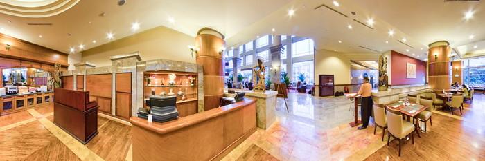 Panorama at the Millennium Hotel Sirih Jakarta