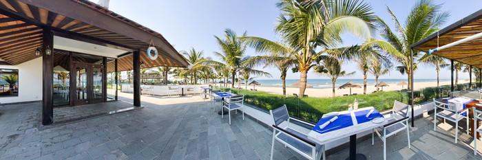 Panorama at the Melia Danang Resort