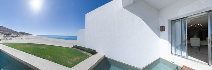 Panorama of the Casita at the Marquis Los Cabos All-Inclusive Resort & Spa
