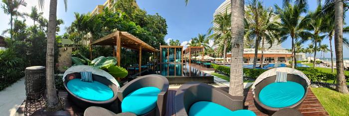 Panorama at the Intercontinental Hua Hin Resort