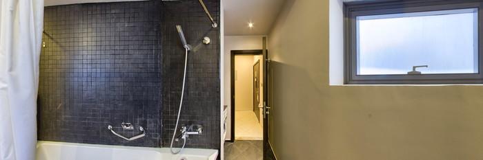 Panorama of the Deluxe Studio Apartment at the Lotus Hotel Apartments & Spa, Dubai Marina