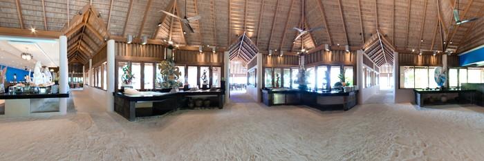 Panorama at the Veligandu Island Resort & Spa