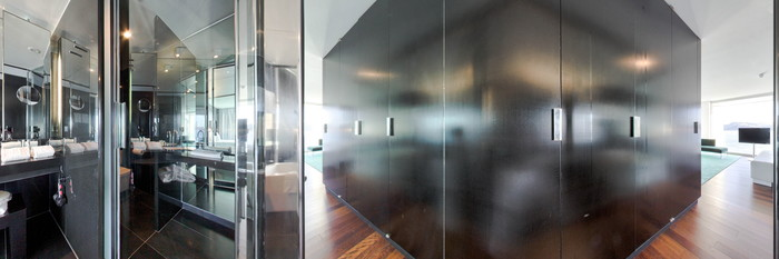 Panorama of the Diplomatic Prime Suite at the Altis Belem Hotel & Spa