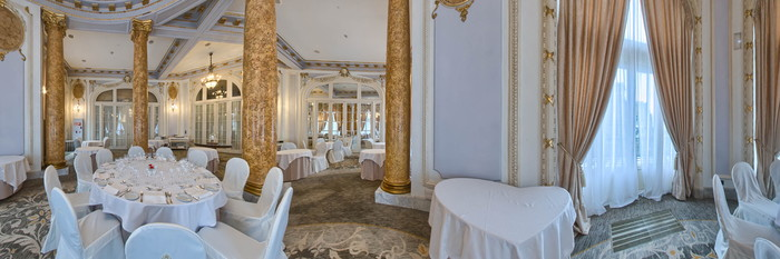 Panorama at the Hotel Maria Cristina, a Luxury Collection Hotel, San Sebastian